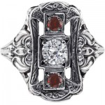 Vintage Rings: New Traditions