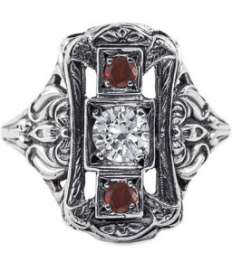 victorian-three-stone-ruby-garnet-ring