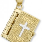 Bible Jewelry: The Golden Word