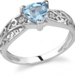 Blue Topaz: December's Gemstone