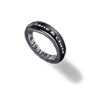 black-personalized-engraved-stainless-steel-spinner-ring-R50402-STC