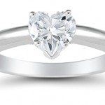 Diamond Heart Rings: A Winning Hand