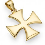 Yellow Gold Crosses: All That Glitters Is Gold