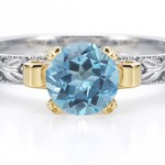 Topaz Rings: Sparkle Like Spring