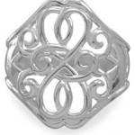 Silver Rings: Shining Stars