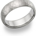 Hammered Wedding Bands: Strength and Resiliancy