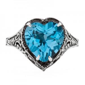 vintage-filigree-blue-topaz-heart-ring-H001BTC