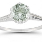 Gemstone Engagement Rings: Promises of Tomorrow