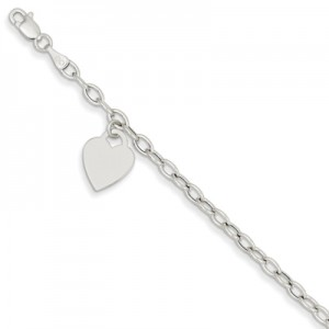 heart-charm-bracelet