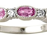 Pink Sapphire Rings: Passionate Pink