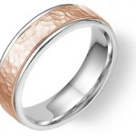 Rose Gold Rings: Blushing Bands
