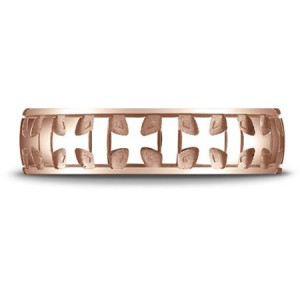 rose-gold-gaelic-cross-carved-design-band-CF56401RC