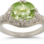 Peridot Rings: August's Birthstone