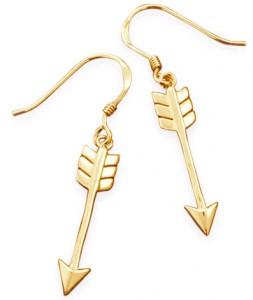 14k-silver-arrow-earrings