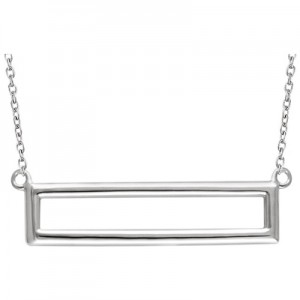 14k-white-gold-rectangle-necklace-651949WC