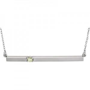 sterling-silver-birthstone-bar-necklace-86092-1SSC