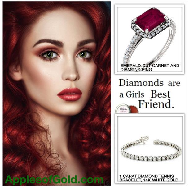 diamonds-are-a-girls-best-friend-with-garnet-ring