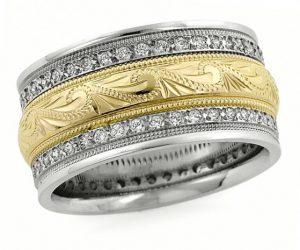 handmade-diamond-paisley-wedding-band-ring