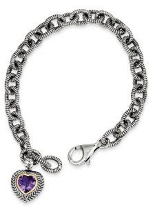 silver-amethyst-heart-bracelet-qtc394c