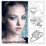 Heart and Cross Jewelry Gift Guide