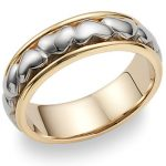 Heart Wedding Rings: Word of Honor, Symbol of Love