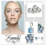 Blue Wedding Jewelry