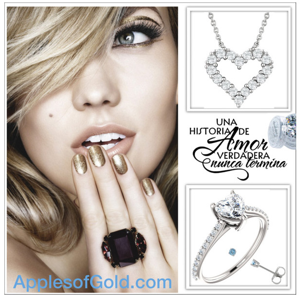 diamond heart jewelry gift guide