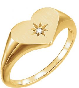 diamond-solitaire-heart-ring-gold
