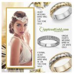 Heart Wedding Ring Trends