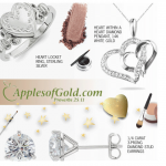 Jewelry Gift Guide: Hearts, Lockets, & Diamonds