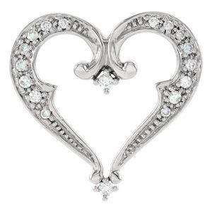 ornate-diamond-heart-pendant-slide