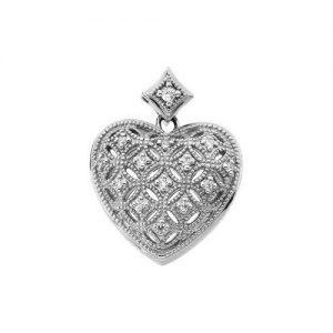pinpoint-set-diamond-heart-pendant
