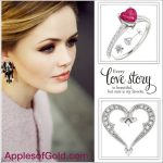 Valentine's Day Jewelry Gift Guide: Every Love Story Is Beautiful