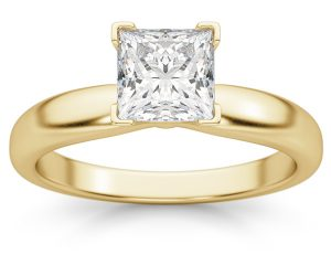1-carat-princess-cut-diamond-solitaire-ring