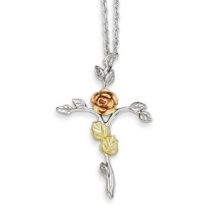 12k-rose-gold-and-silver-rose-of-sharon-necklace-qbh162