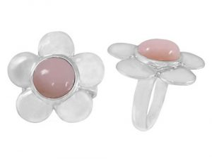 silver-pink-opal-flower-ring