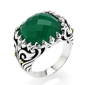 green-agate-cocktail-ring-in-antiqued-sterling-silver-141r113811gagc