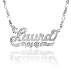 two-hearts-name-pendant-with-figaro-link-necklace-np90556c