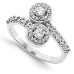 Two-Stone Diamond Engagement Rings: An Enduring Relationship