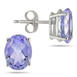 natural-oval-tanzanite-6x4mm-stud-earrings-14k-white-gold-gev0075tz1c