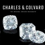 Loose Moissanite Stones, Charles and Covard