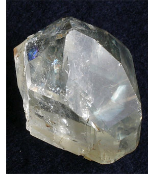 There is some confusion Unpolished Diamond