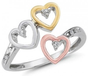 heart-shaped-tricolor-ring