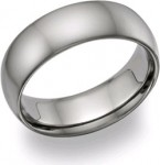 Hypoallergenic Wedding Bands