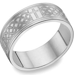 platinum-celtic-cross-band