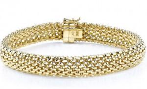 gold-mesh-bracelet