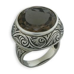 david-tishbi-smoky-quartz-paisley-ring1