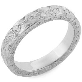 floral-wedding-bands-hand-carved-white-gold-band
