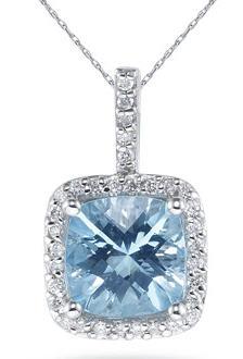 aquamarine-square-pendant