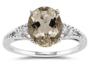 unique-gemstones-smokey-quartz-ring